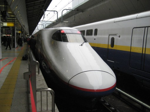 The Nagano Shinkansen