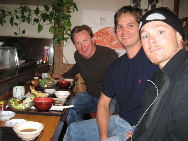 Sushi in Hakuba