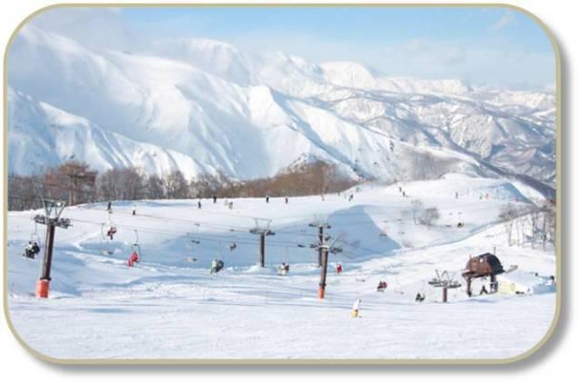 Goryu Ski Area
