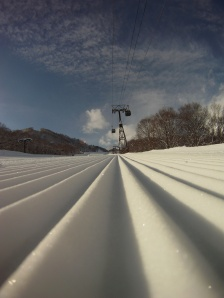 Perfect Corduroy at Hakuba47