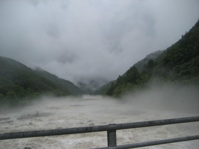 Hakuba rainy season
