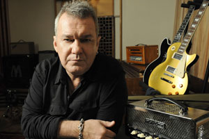 Jimmy Barnes in Japan