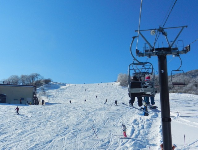 Hakuba season start