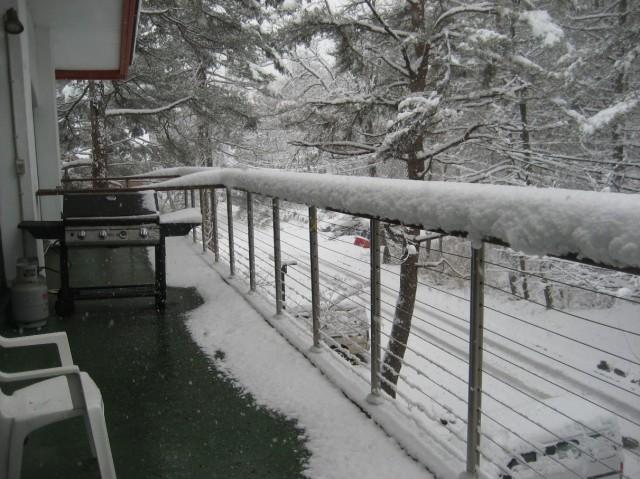 Hakuba snow
