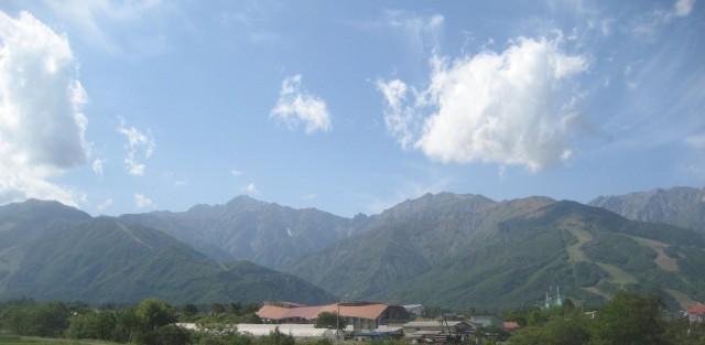 Today in Hakuba