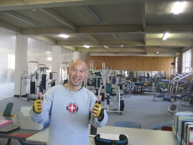 Hakuba gym