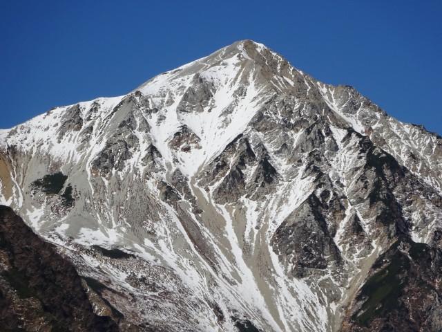Hakuba snow peaks