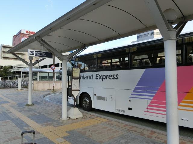 Nagano bus